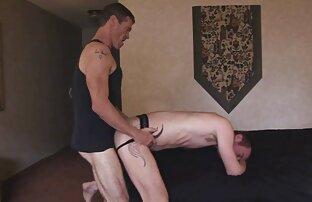 Maduro asiático machos cojiendo gay anal