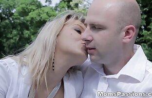 Passion-HD - Melissa May se follando en el bosque gay sienta en la cara de Johnny Castles