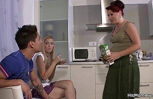 Zoey y Danica adoran la intimidad cuando tienen a una chica caliente a gay follando con su tio g