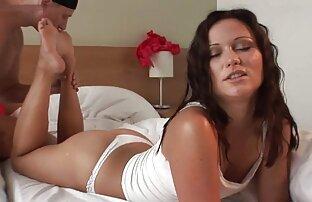 Diversión en el hotel detrás de escena con gay jovenes cojiendo Samantha y Jayden